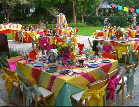 mexican party favor ideas this mexican theme party was created by event planner www - Mexican Party Decorations