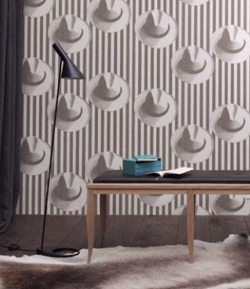 panama wallpaper by Elitis