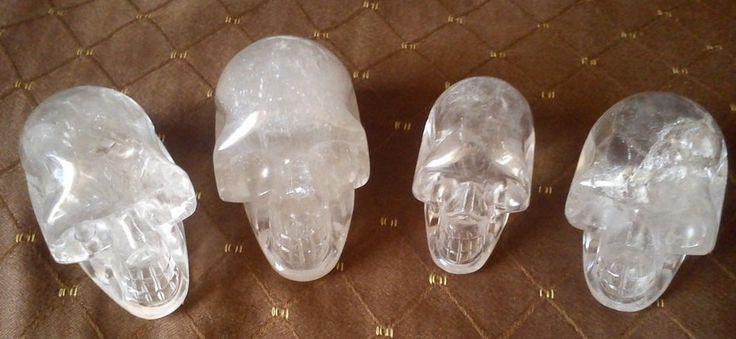 Gemstone Skulls 11