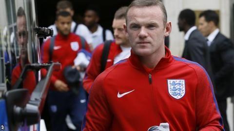 Wayne Rooney stays as England captain under new manager Sam Allardyce - BBC…