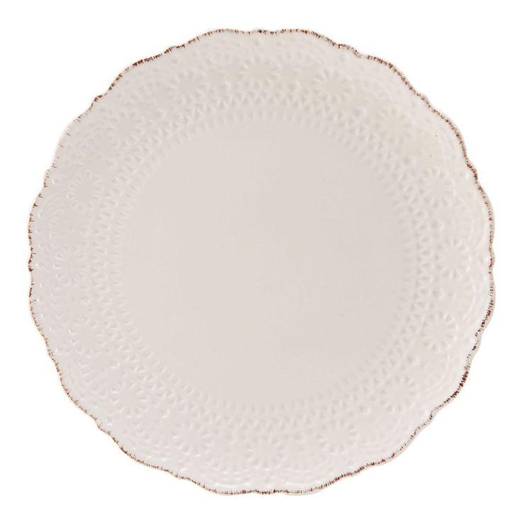 Pfaltzgraff Everyday | Chateau Cream Dinner Plate