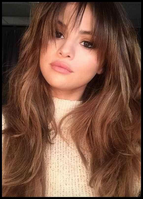 10 Selena Gomez 'Haupthaarverjüngung Frisuren Tutorials Frisuren