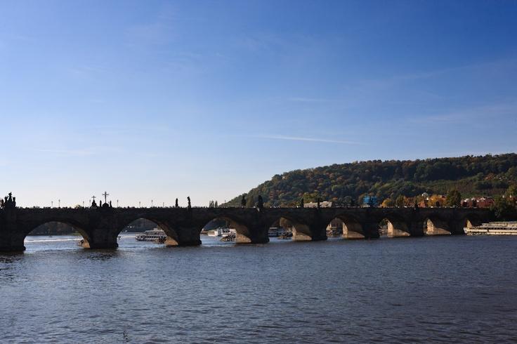 Charles' Bridge, Prague