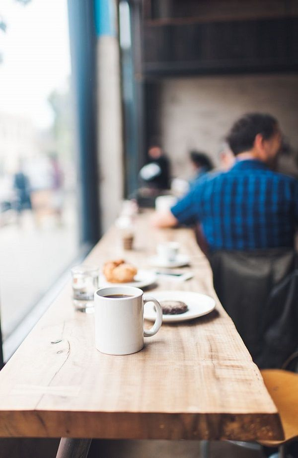 exPress-o: Coffee shop solitary.    #coffeeshop #coffee #coffeebreak