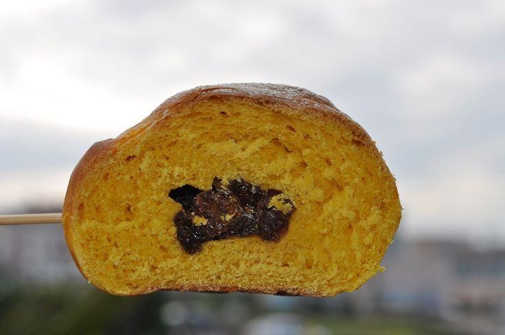 Üzümlü Bal Kabaklı Ekmek