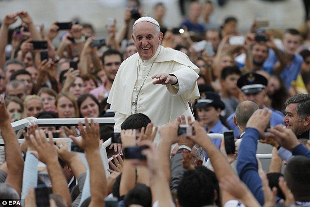 Pope Francis has revealed that he accepts he may be assassinated - but has asked God to make sure it does not hurt too much