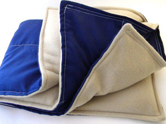 XXL Extra Large Heat Pads, Heated Throw Blanket, Microwave Heated Throws, Hot Cold Large Rice Pack - product images  of