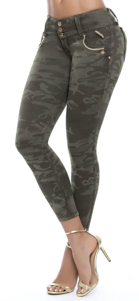 Jeans levanta cola WOW 86225