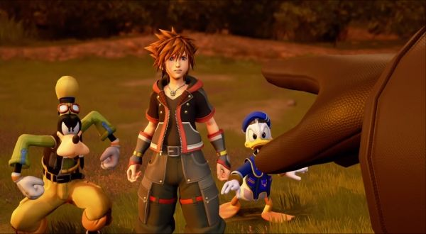 The New Kingdom Hearts 3 Trailer Looks So Good It's Just Trolling Us Now #FansnStars