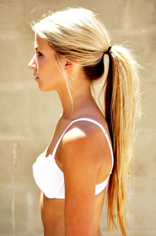 Outstanding 1000 Ideas About Blonde Underneath On Pinterest Brown Hair With Short Hairstyles Gunalazisus