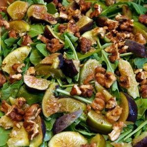 Салат с инжиром, прошутто и козьим сыром рецепт – итальянская кухня, салаты с сыром: салаты. «Афиша-Еда»