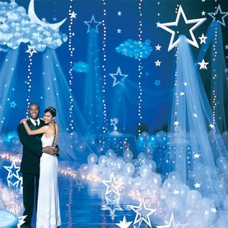 A Universe of Stars Kit-A Night Under the Stars Prom Decorations