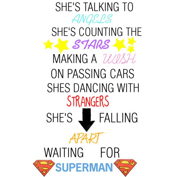 Waiting for Superman by Daughtry❤❤ YES I LOVE THIS SONG!❤❤ even though it makes me sad