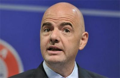 SPORTSUSA Mexico Canada World Cup bid is positive message  Infantino http://ift.tt/2BRslR2