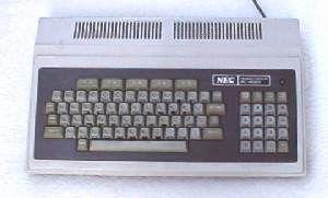 """8 ビットパソコン """"PC-8001"""""""