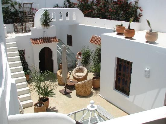 Maison Arabesque, Tangier Picture: rooftop sanctuary - Check out TripAdvisor members' 5,815 candid photos and videos of Maison Arabesque