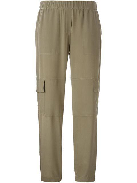 Theory брюки прямого кроя