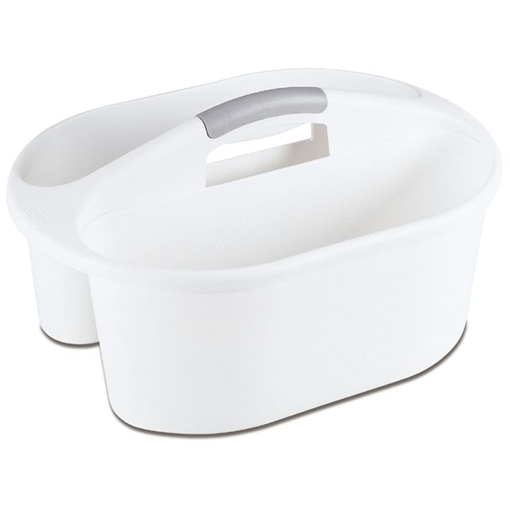 Sterilite Large White Ultra Caddy
