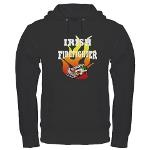 Irish Fire Fighter Hoodies