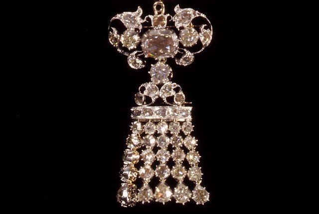 Casa Real Dinamarquesa: As Jóias da Coroa