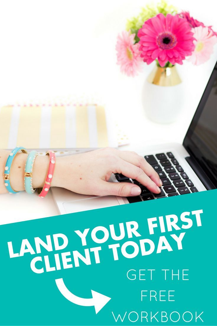 Get your FREE Marketing Plan and land your first VA client today! via The Virtual Savvy