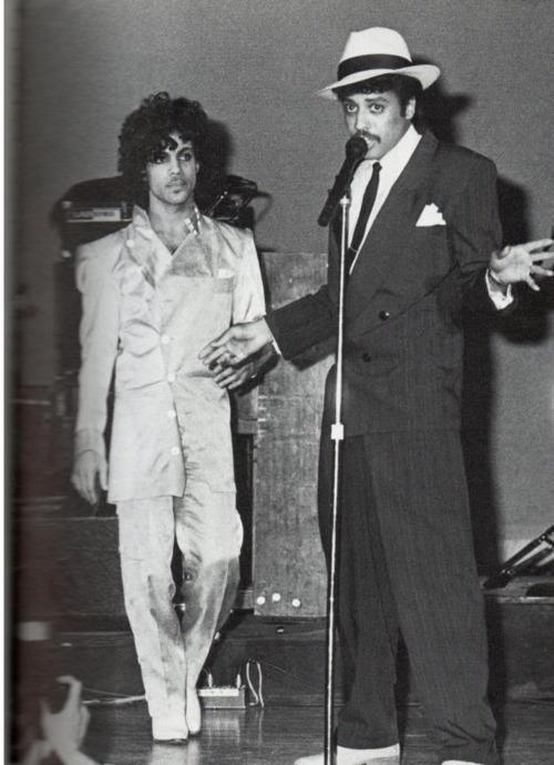 Prince + Morris Day