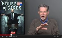 Netflix CEO: Sorry, we're not making a streaming device Reed Hastings says Netflix has no interest in making its own video-streaming device like Amazon's Fire TV, nor will it pour money into licensing live sports.