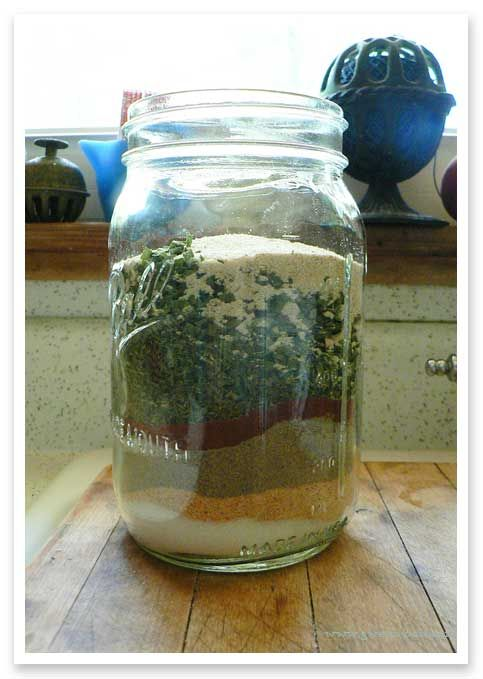 Ranch Dressing Mix - Gwens Nest