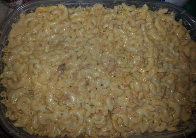 My simple easy tuna casserole Recipe -  Very Delicious. You must try this recipe!