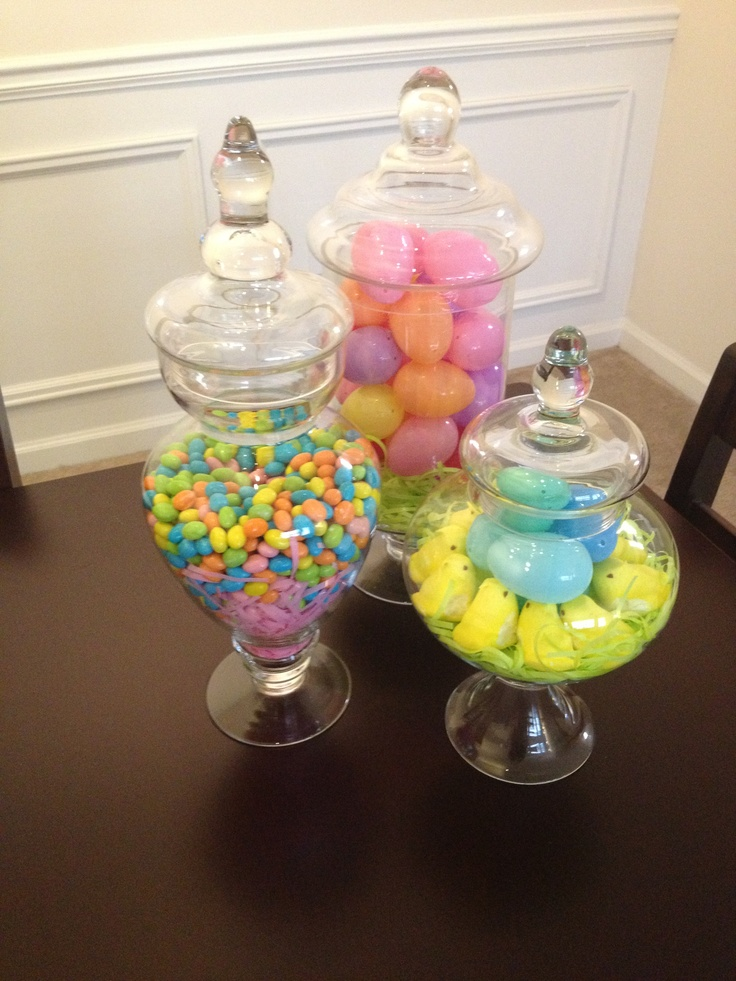 274 best apothecary jar fillers images on pinterest for Christmas glass jar decorations