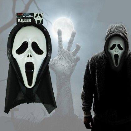 Masque Scream : déguisement film d'horreur sur Cadeaux et Anniversaire