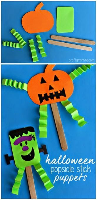 Halloween Ideas For The Classroom!