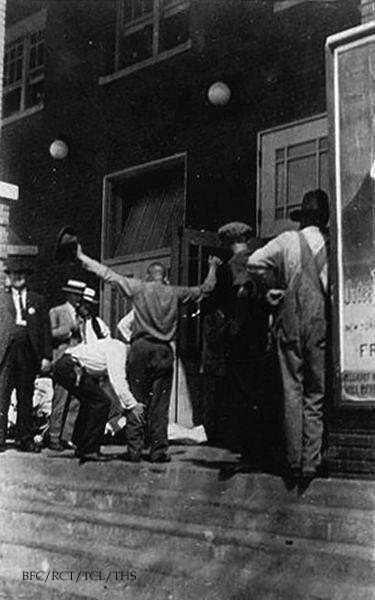a history of the tulsa race riot of 1921 Earlier events in history led to tulsa race riot of 1921 despite the civil rights act of 1875, discrimination continued ( thirteenorg, 2002) laws created extreme segregation not just in tulsa, but throughout america restrictions were placed on blacks and their normal lives.