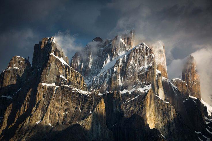 Trango Towers Karakoram Pakistan   By Colin Prior [16201080] #reddit