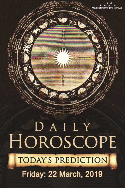 horoscope friday october 22 2019