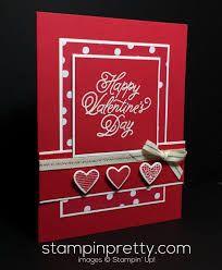 Image result for Valentine pop and twist valentine cards