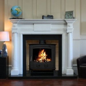 Henley Druid 25kW Boiler Stove  Categories: Boiler Stoves, Henley Stoves, Stove Brands, Stoves & Fireplaces  http://www.homeandgardendirect.ie/product/henley-druid-25kw-boiler-stove/  MCD Home and Garden