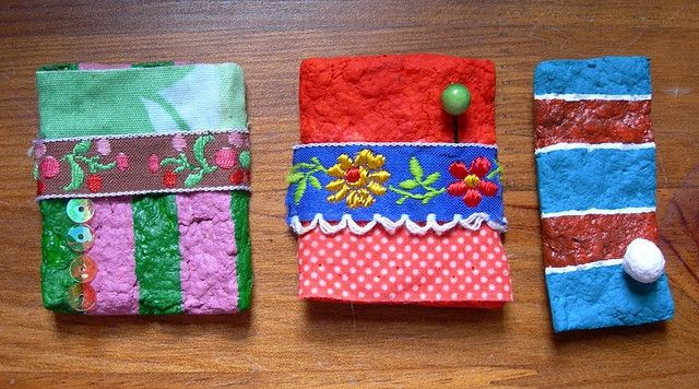 [Papel Mache] Alfinetes2 | Flickr - Photo Sharing!