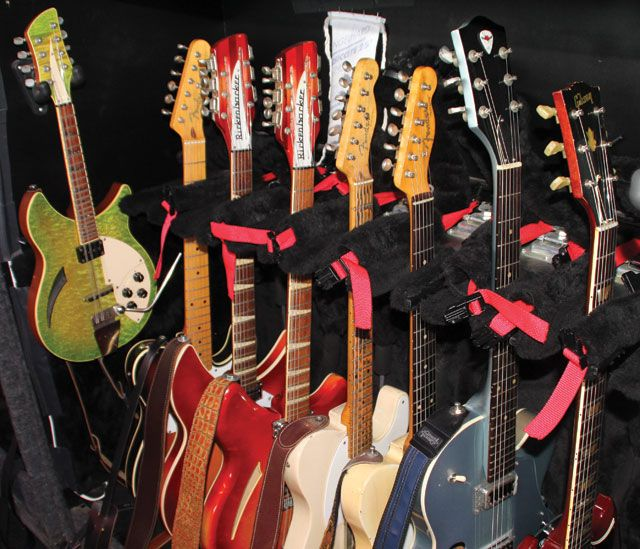 Rig Rundown - Tom Petty and the Heartbreakers' Mike Campbell | 2013-07-26 | Premier Guitar