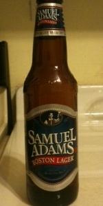 Samuel Adams Boston Lager - Boston Beer Company (Samuel Adams) - Jamaica Plain, MA - Classic!