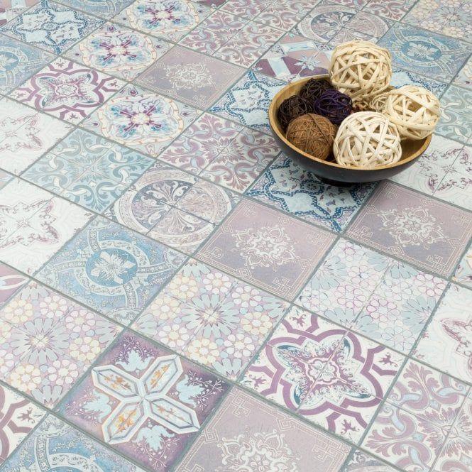Mediterranean 8mm Tile Effect Laminate Morocco 2 058m2 Tile Effect Laminate Tile Effect Laminate Flooring Laminate