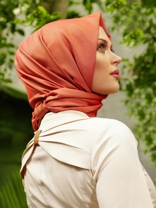 Beautiful hijab