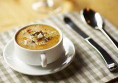 Низкокалорийные супы.