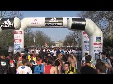 R U iN? Le Départ - Semi-Marathon de Paris 2014