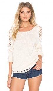 Knitting trend: Пляжный свитер