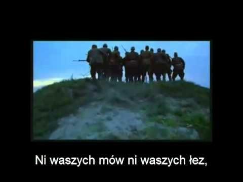 My Pierwsza Brygada - Marsz Pierwszej Brygady - Z Napisami
