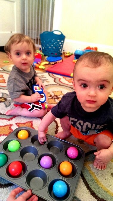 Activites for 1year olds