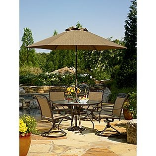 Simply Outdoors Tulare Dining Set   Sears