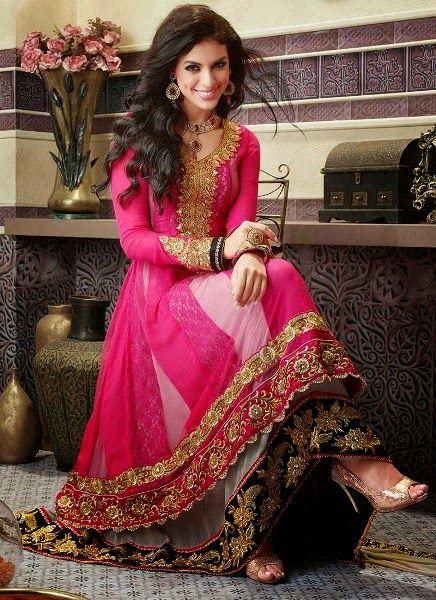 Bridal Anarkali Suits 2014-15 | Fashion Designs Bridal Anarkali Suits 2014-15 For Girl