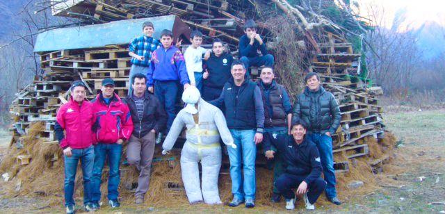 Rumianca: giovedì il tradizionale falò della befana - Ossola24